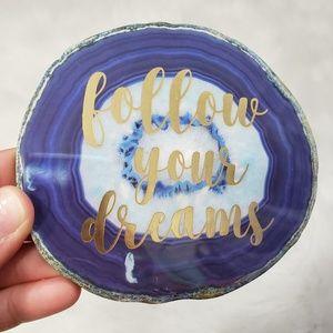 3/$20 Follow Your Dreams/Heart Home Decor🌿